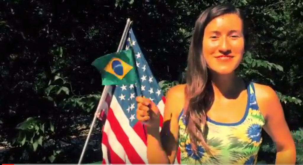Rachel Shares Fulbright Adventure Teaching English, Salsa and Surfing in Brazil